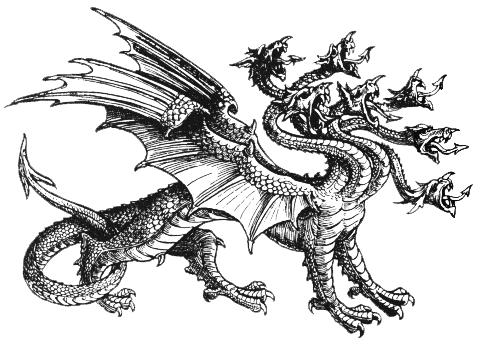 The Hydra from Lerna